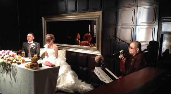 結婚式・ホテルイベント|タレント派遣・芸人・芸能人派遣はジョイントプランニングへ