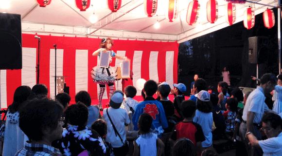 地域のお祭り|タレント派遣・芸人・芸能人派遣はジョイントプランニングへ