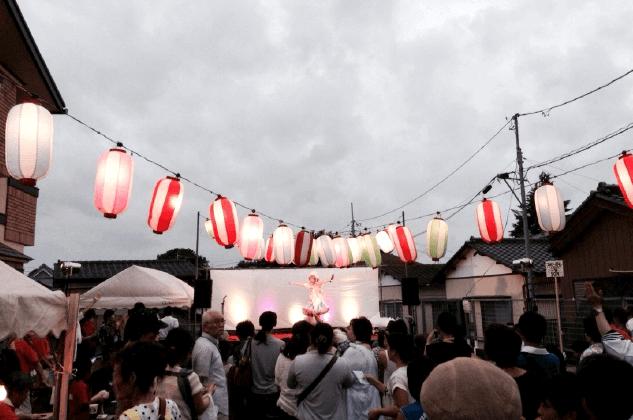 お祭り・野外イベント|タレント派遣・芸能人派遣はジョイントプランニングへ