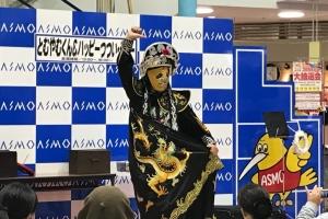 千葉県のショッピングプラザにてイベントの音響業務