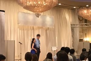 茨城にて企業パーティー