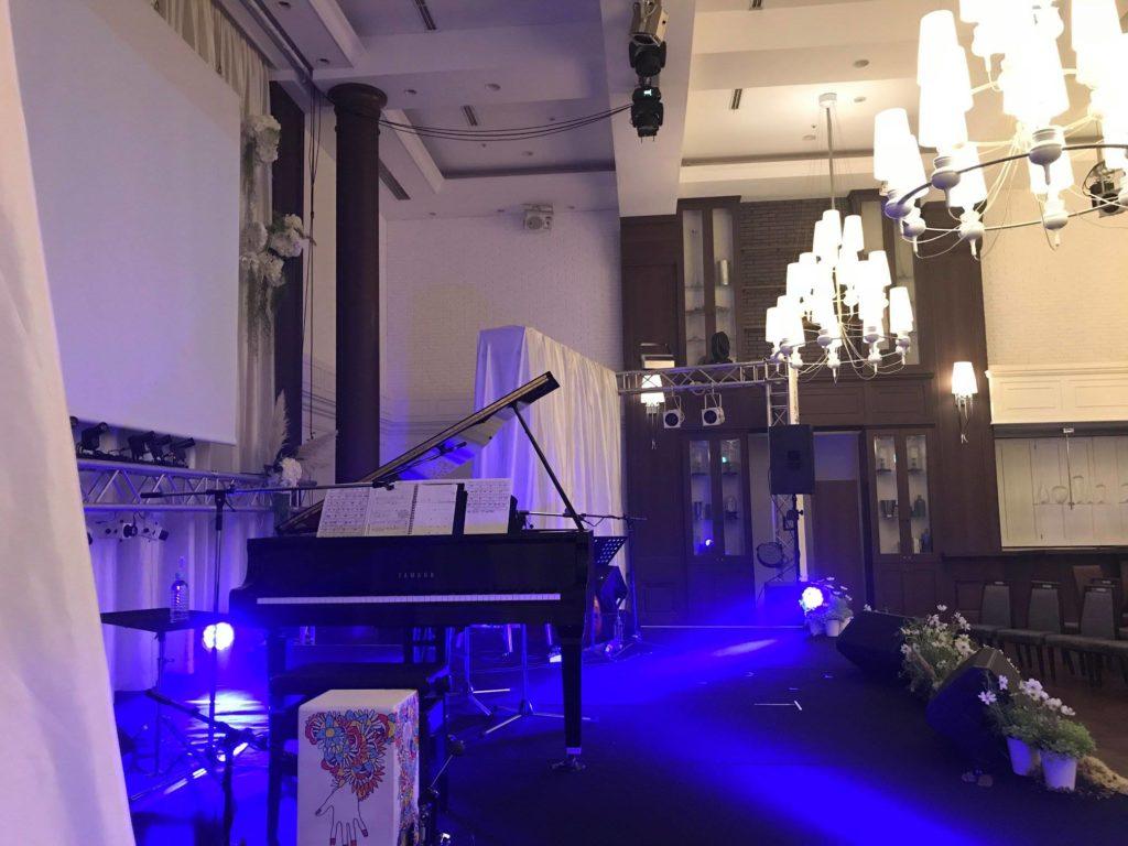 ピアノコンサートイベント音響|タレント派遣・芸人・ものまねタレント・芸能人派遣はジョイントプランニングへ